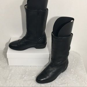 Blondo Supple Leather Wool-Lined Winter Boots 6.5